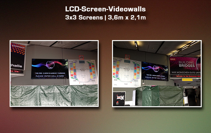 LCD-Screen-Videowall