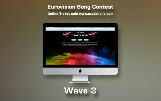 Eurovision Song Contest, Online Ticket sale